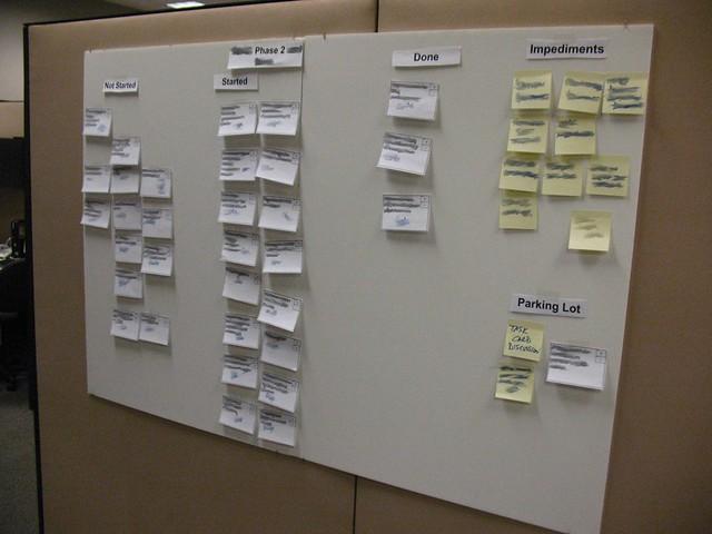 First Task Board