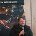 Small photo of Guillermo del Toro, Hellboy 2 Conference