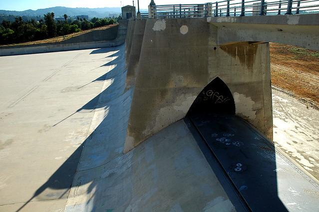 Sepulveda Dam Flooding Sepulveda Dam 001 Flickr