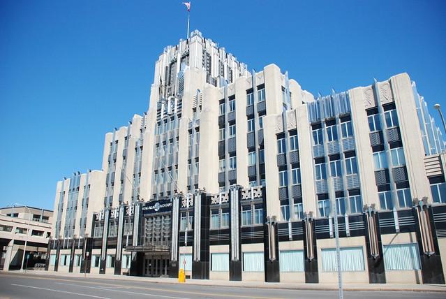 Niagara Mohawk Building | The Niagara Mohawk Building is a ...