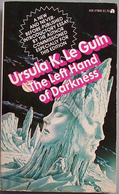 the left hand of darkness analytical essay