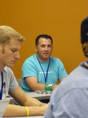 Matt Hillman talks about co-working