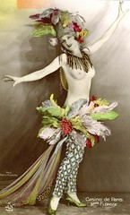 fairy(0.0), flower(0.0), gown(0.0), floristry(0.0), fictional character(0.0), costume design(1.0),