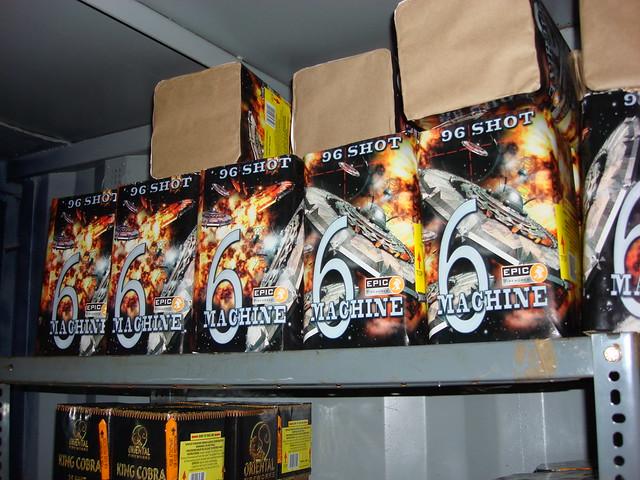 epic six machine