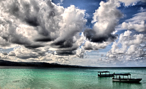 Storm Clouds at Montego Bay