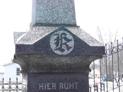 Kraft Monument