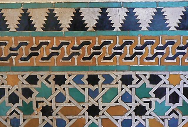Alhambra Tiles 17