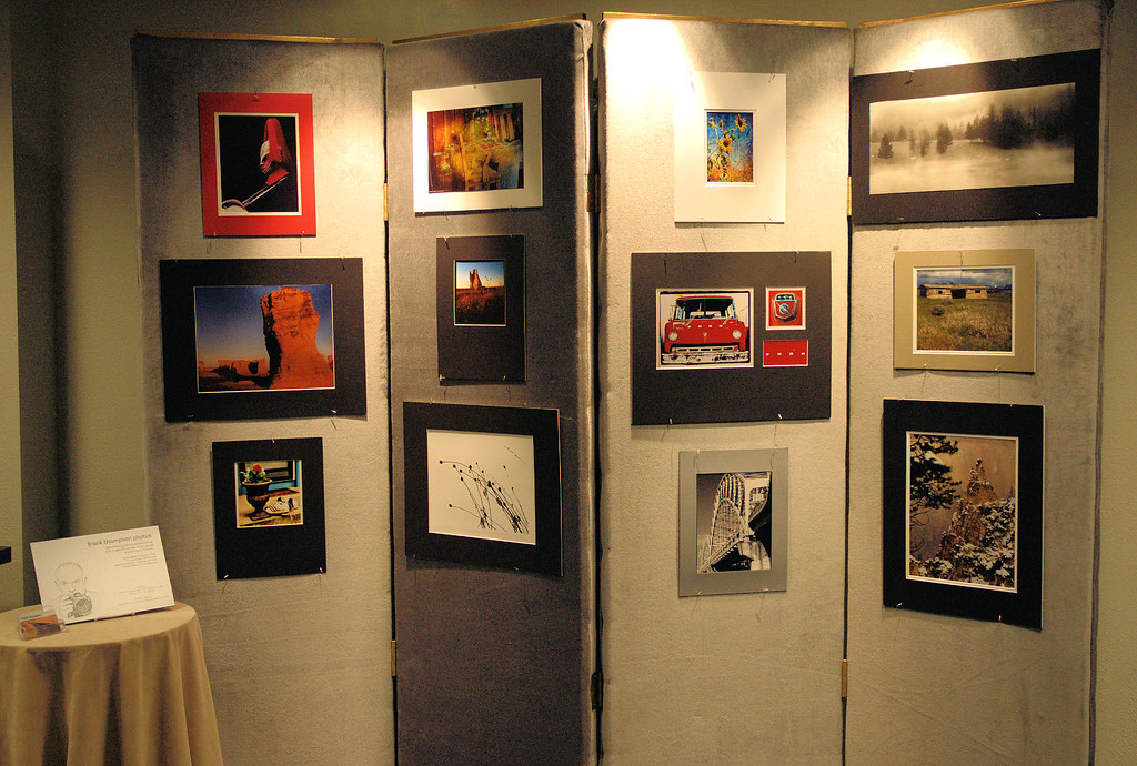 Photos on Display
