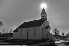 Old Saint Mary's Church in Rocklin, CA