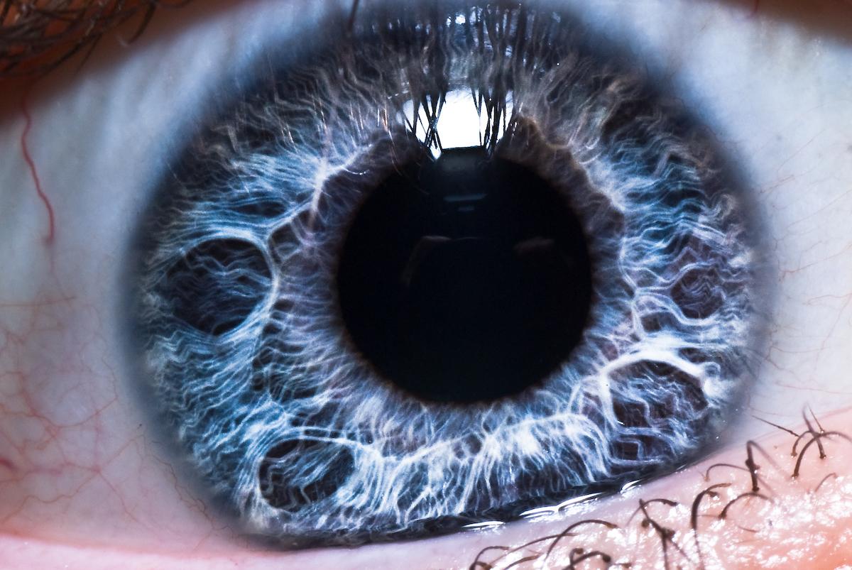 Closeup Of Eye 70