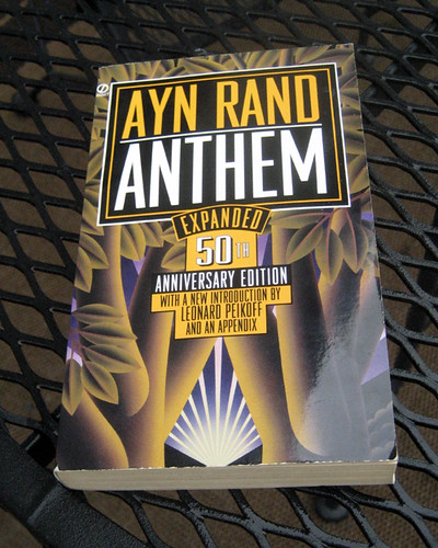 an analysis of the equality 7 2521 a dystopian fiction novella by ayn rand The annotated anthem by ayn rand with notes 1937 dystopian fiction novella anthem society into which equality 7-2521 is born—in order to.