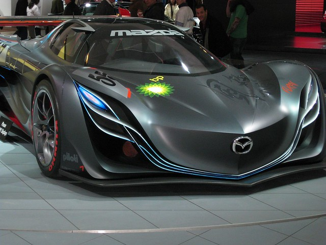 Cool Mazda Car   Flickr - Photo Sharing!