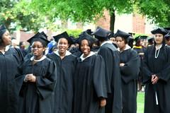 Female College Graduates Cap Gown IMG_5799