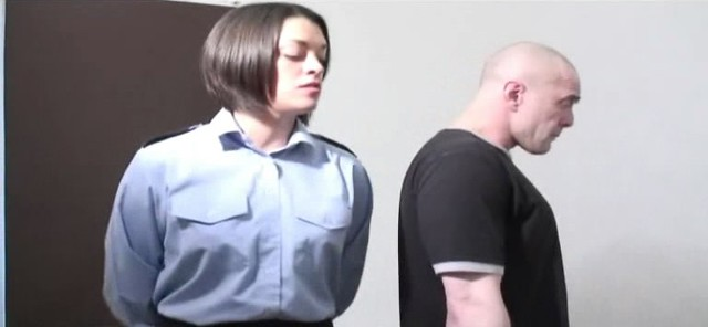 strict lady in uniform 2 | Flickr - Photo Sharing! Lady