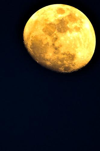 moon texas unitedstates crator thewoodlands may162008