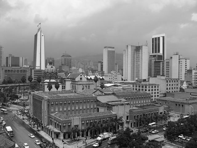 Centro de Medellìn, Antioquia.
