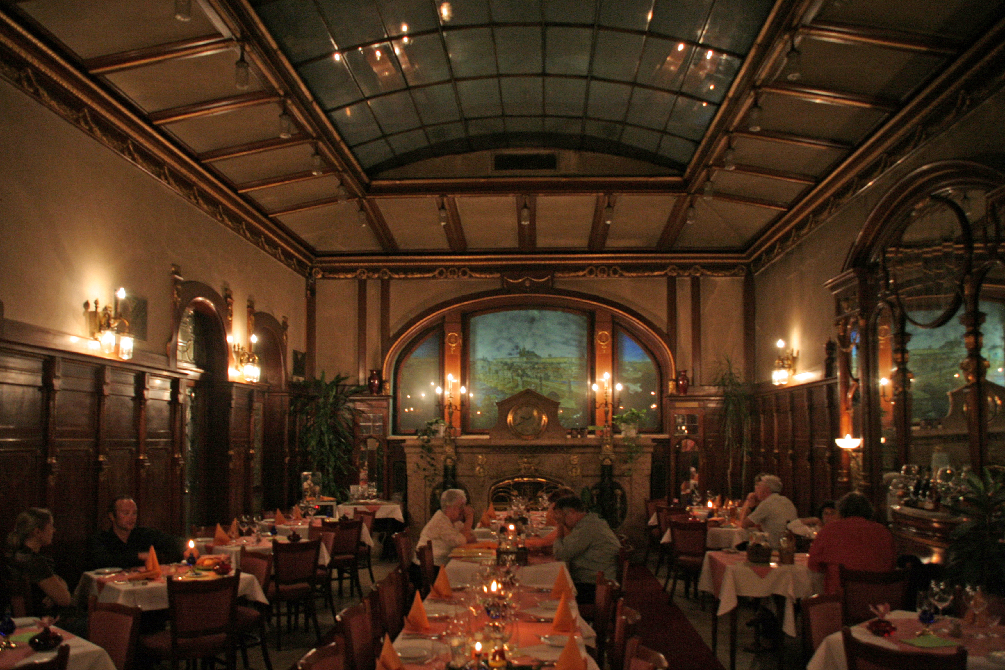 Grand hotel europa titanic restaurant flickr photo for Hotel reservation in prague