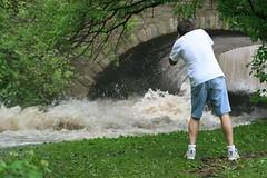 Capturing memories of the big flood