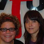 Keren Ann at WFUV with Rita Houston