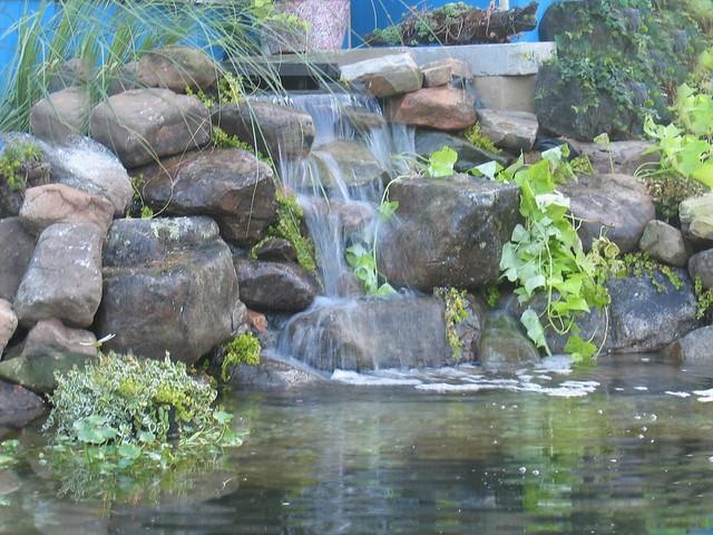 Rock Pond Fountain Visit My Website