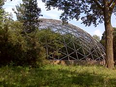 Queens Zoo Aviary