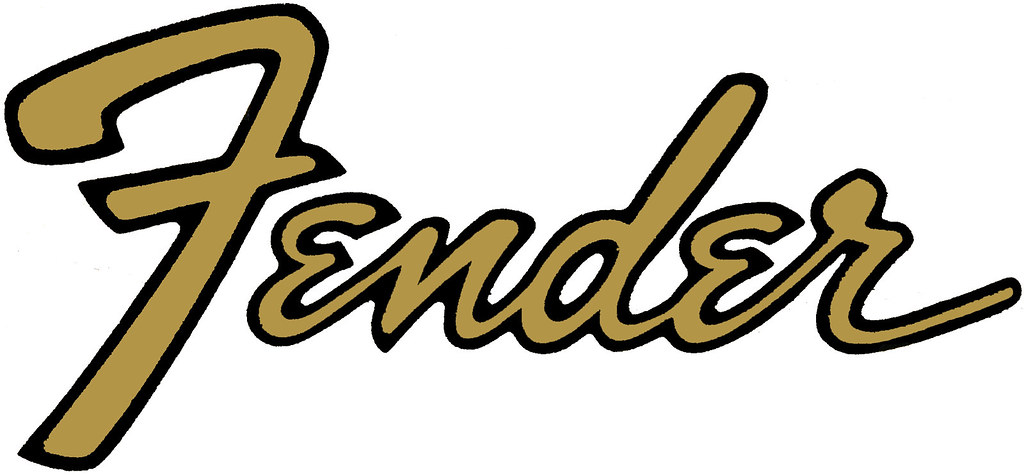 fender logo - a photo on flickriver