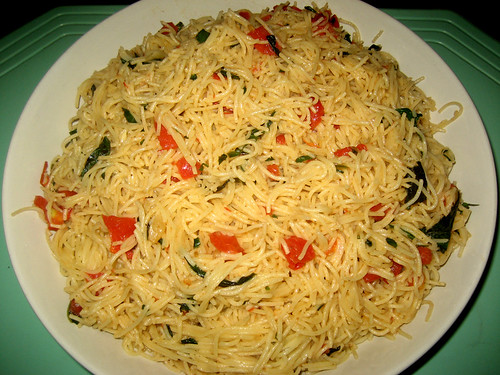 Better Than Olive Garden Pasta Pomodoro I Blog Therefore I Am