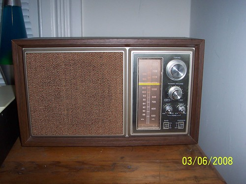 1970 Sony AM/FM Radio