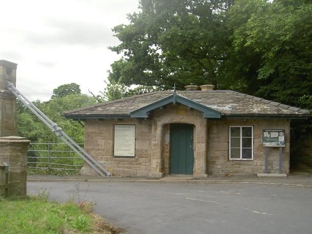 Toll House, Whorlton Bridge