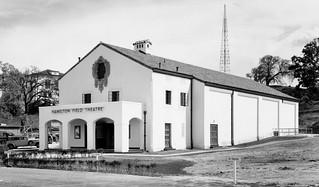 Hamilton Field, CA Theater 4 July 1938