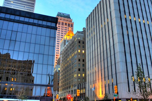 Downtown Tulsa HDR
