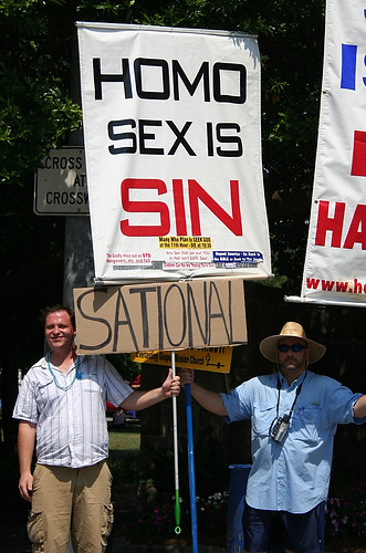 Homo Sex Is Sin