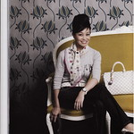 Jennifer Su - Louis Vuitton in Dossier Magazine