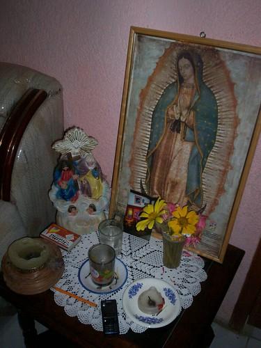 Altar para mi Abuelito