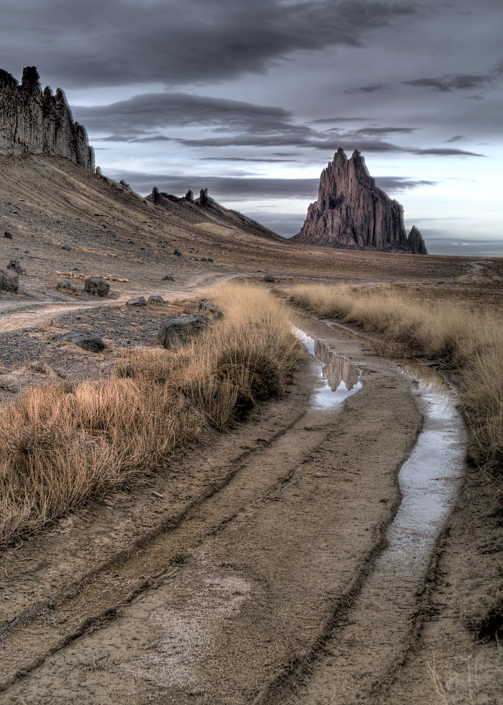 road to shiprock