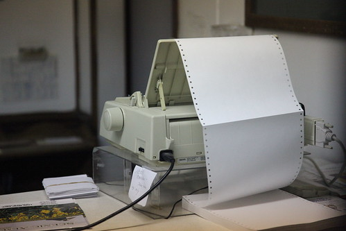 Okidata Dot Matrix Printer
