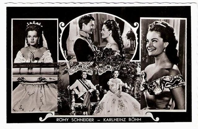 Romy Schneider, Karlheinz Böhm