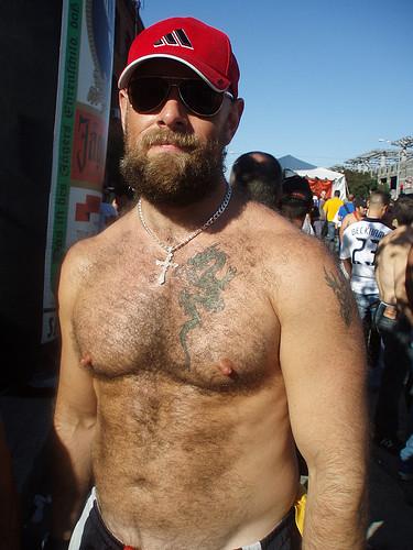 gay pride spain 2008