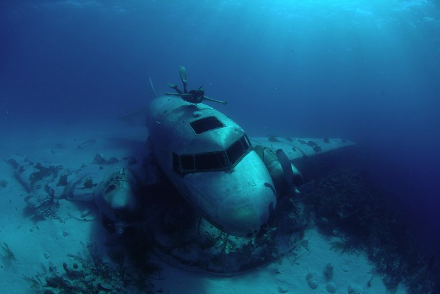 3147196401 5fd9903e39 z [Pics] Flickr Spotlight   Underwater Wrecks