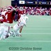 Razorbacks touchdown to win with 12 seconds to go