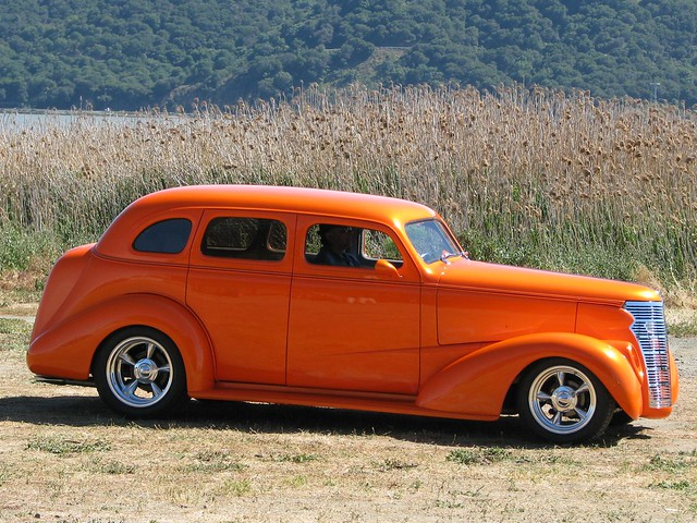1938 chevrolet master deluxe 4 door sedan custom its a 38 6