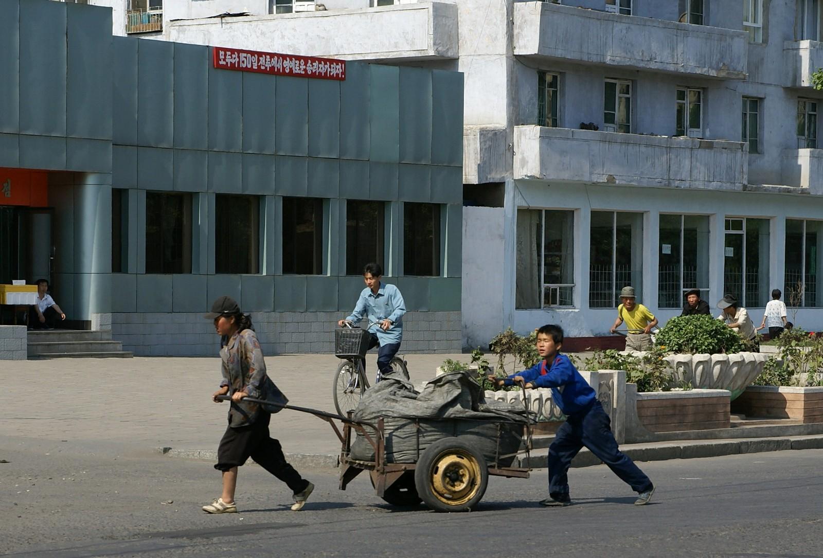 Nampo street scene (2)