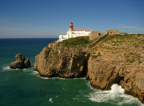 Sagres Light House View