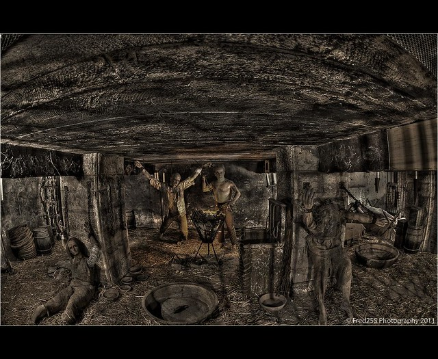 bamburgh castle dungeon - photo #3