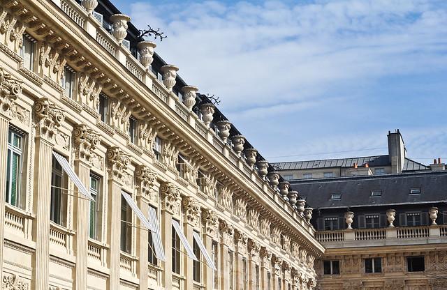 Spring at Palais Royal