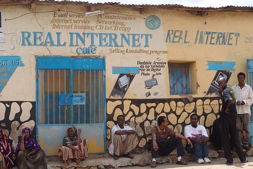 Jigjiga - real internet