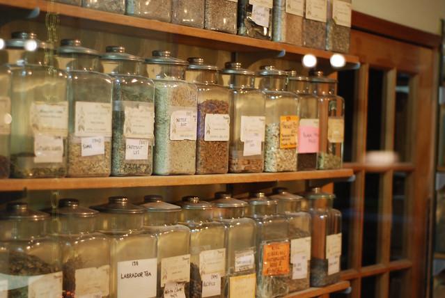 Header of herbalism