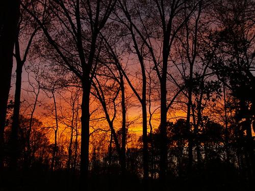 sunset usa mississippi