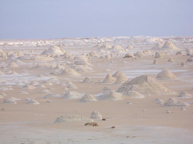 Sahara, Egipto
