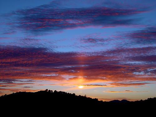 sunset arizona prescott